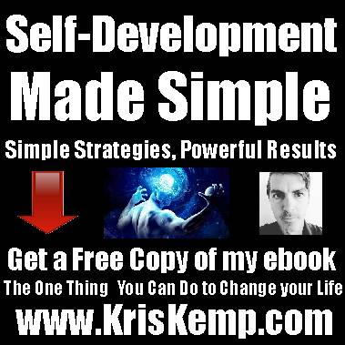 self-development made simple graphic