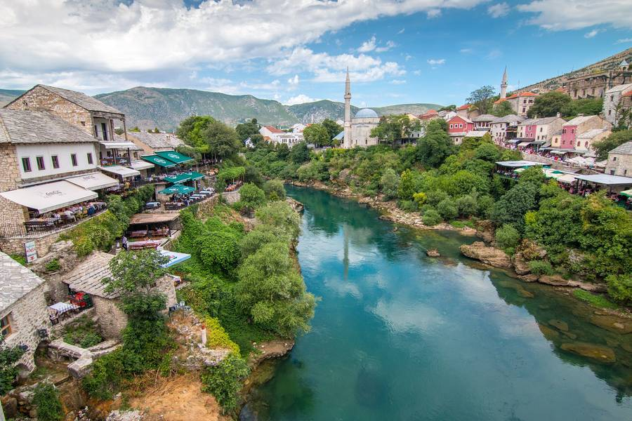 The Beauty of Bosnia:  A Photographic Journal